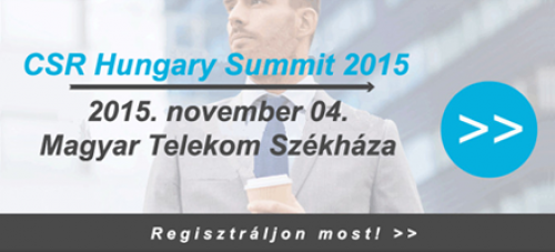 CSR Hungary Summit Konferencia & Expo