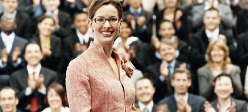 Csökken a női vezetők száma
