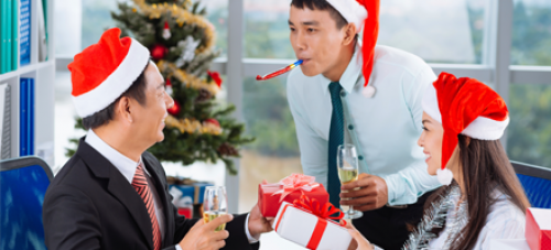 December az évértékelések és az évzáró céges partik hónapja