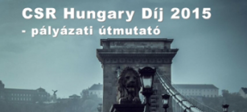 Pályázzon a Magyar Üzleti Felelősség Díjára!
