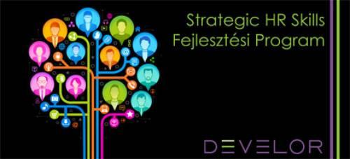 Strategic HR Skills 2017 – komplex fejlesztési program a DEVELOR-tól
