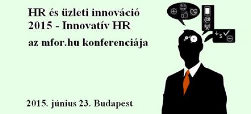 HR és üzleti innováció 2015