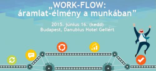 WORK-FLOW: áramlat-élmény a munkában